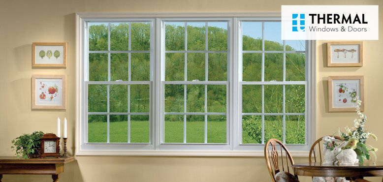 Double Hung Window Installation in Golf IL